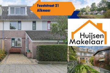 Fauststraat 21 Alkmaar