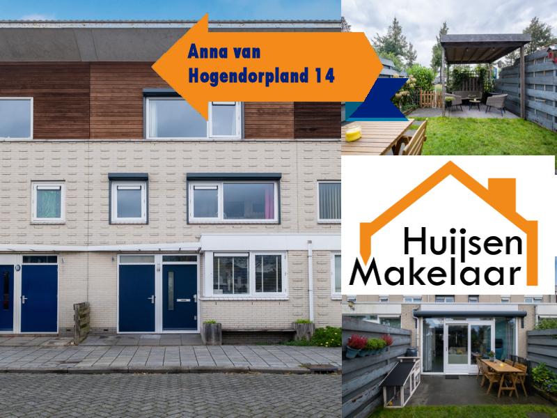 Anna van Hogendorpland 14
